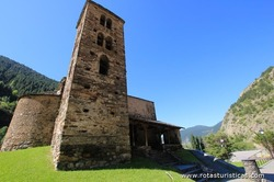 Sant Joan de Caselles Church (Canillo)