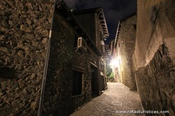 Andorra la Vella Historic center